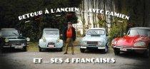 Damien et ses 4 Françaises -4 juni 2018