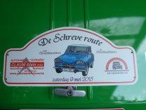 De Schreve route - 9 mei 2015