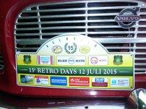Retro Days  - 12 juli 2015
